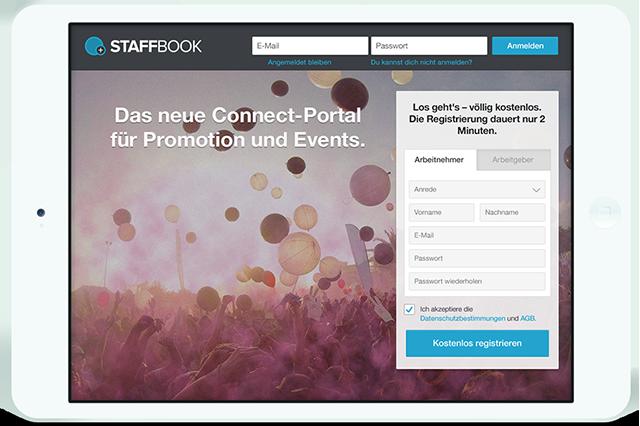 Promotion Jobs & Event Jobs bei STAFFBOOK